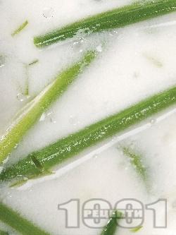 Вкусен таратор - класическа рецепта - снимка на рецептата